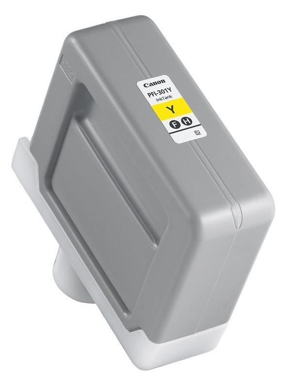 Canon Tinte gelb (1489B001) für IPF8000, PFI-301Y