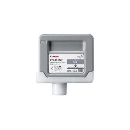 Canon Tinte grau (1495B001) für IPF8000, PFI-301GY