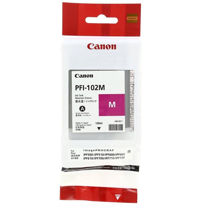 Canon Tinte magenta, PFI-102M