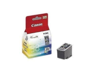 Canon Tintenpatrone color, CL-38 (2146B001)