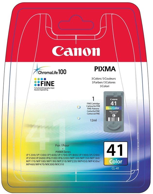 Canon Tintenpatrone color, CL-41 (0617B001)