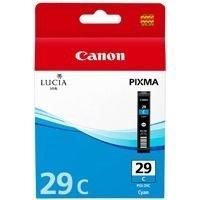 Canon Tintenpatrone cyan PGI-29C, 4873B001