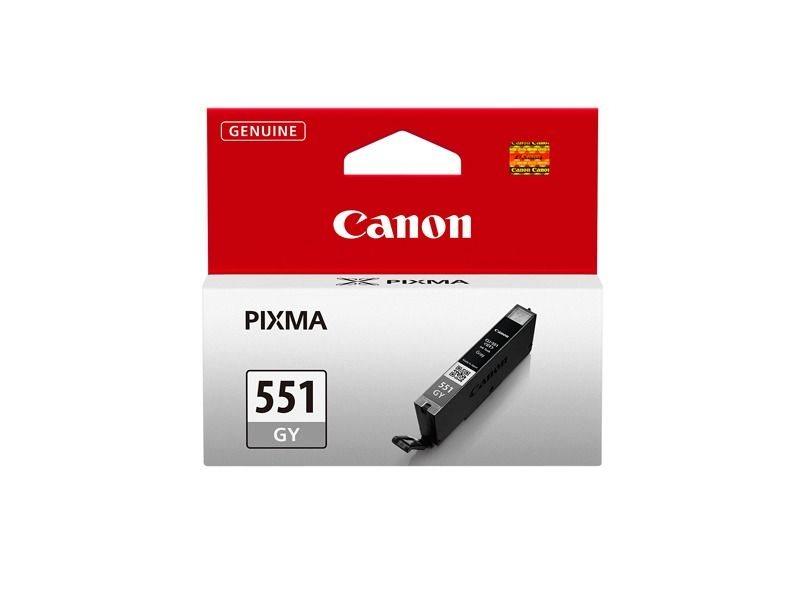 Canon Tintenpatrone grau CLI-551GY, 6512B001