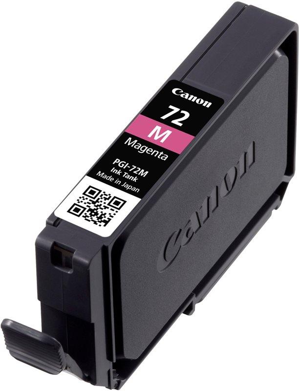 Canon Tintenpatrone magenta PGI-72M, 6405B001