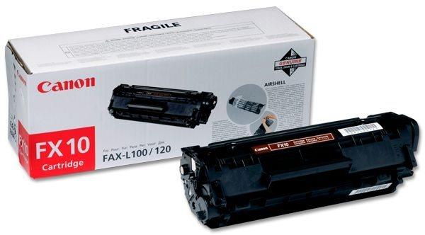 Canon Toner schwarz, FX-10, 0263B002