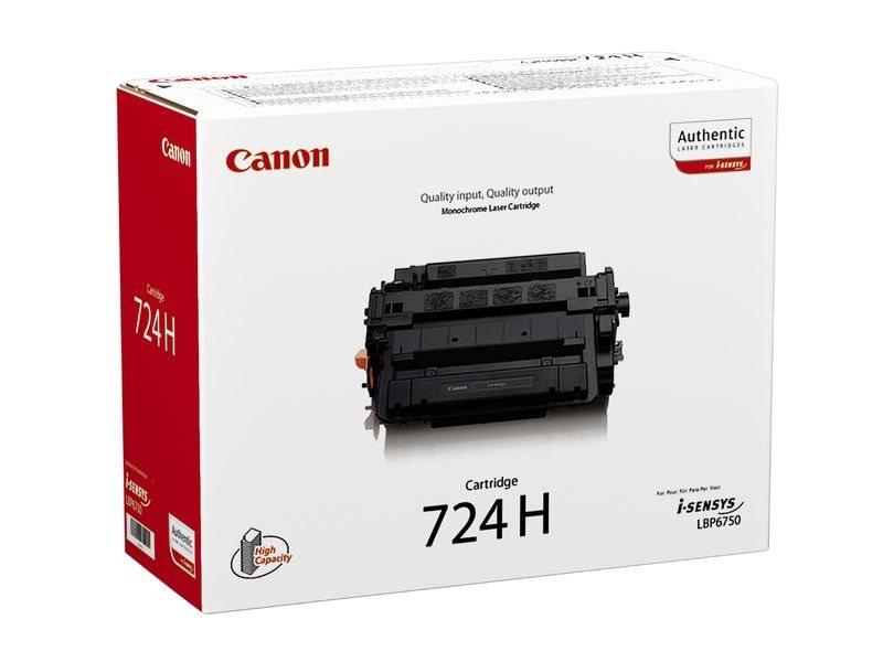 Canon Toner schwarz HC (3482B002) , 724H