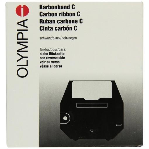 Carbon-Farbband C Gr. 186, für Schreibmaschine Carrera de Luxe