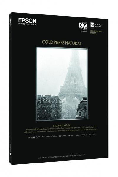 Cold Press Natural - C13S042300
