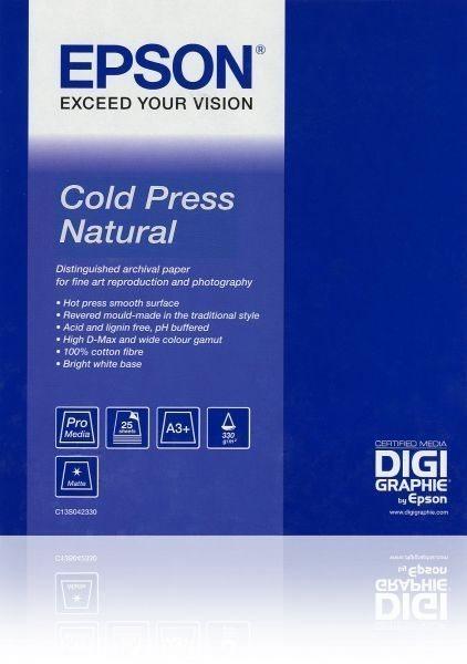 Cold Press Natural - C13S042302