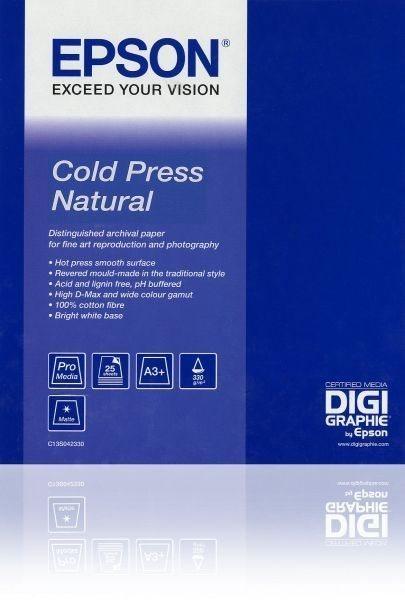 Cold Press Natural - C13S042306