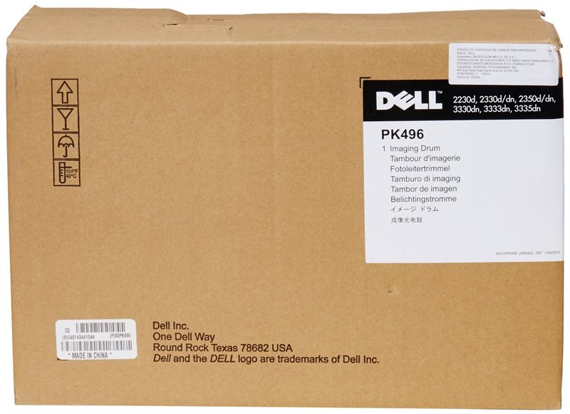 Dell Bildtrommel  - PK496 / 593-10338