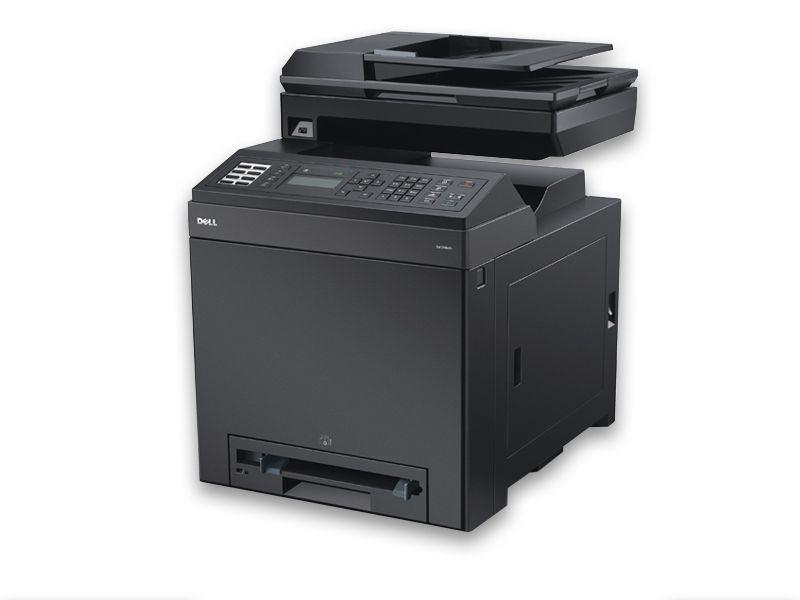 Dell Color Laser-Multifunktionsgerät 2155cdn