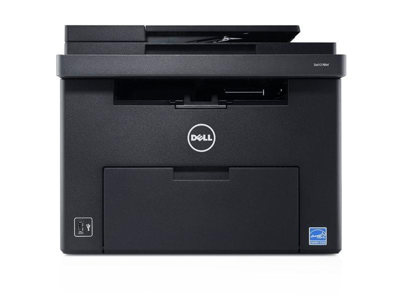 Dell Color Laser-Multifunktionsgerät C1765nf