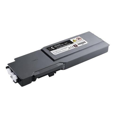 Dell Toner HC cyan - 84JJX / 593-11118