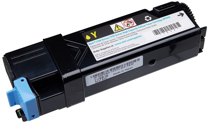 Dell Toner HC gelb - NPDXG / 593-11037
