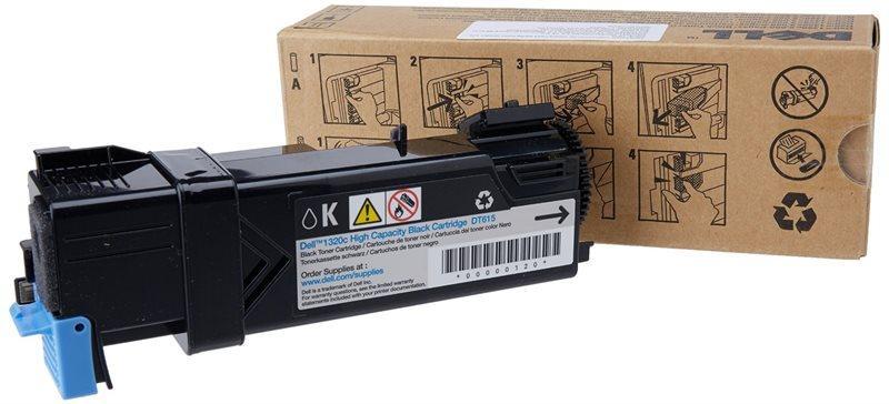 Dell Toner HC schwarz - DT615 / 593-10258