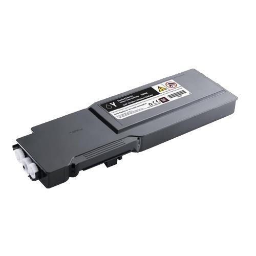Dell Toner SC schwarz - KT6FG / 593-11111