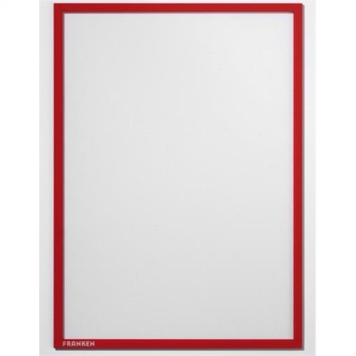 Dokumentenhalter für Überschriften, A3 Querformat, 448 x 60 mm, 5 Stück