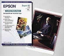 EPSON Archival Matte Paper -S041340