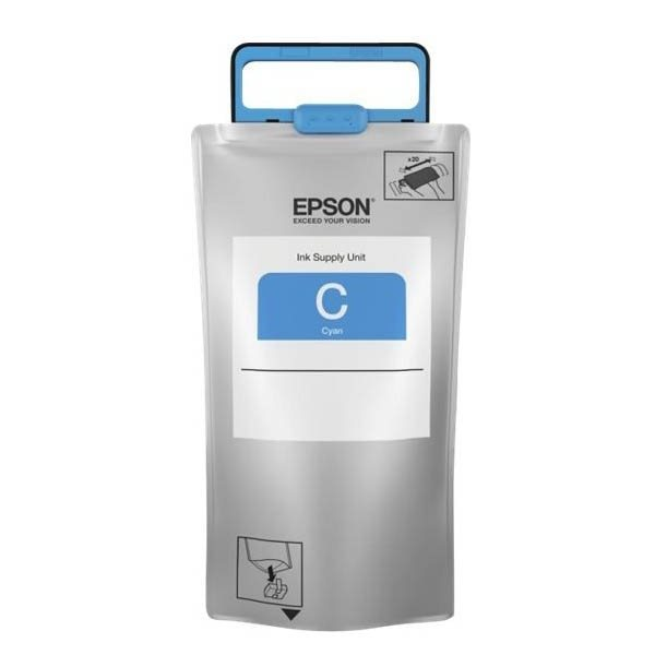 EPSON Cyan XXL Ink Supply Unit