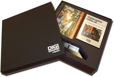 Epson Digibox for Digigraphie Artists - Box pack -
