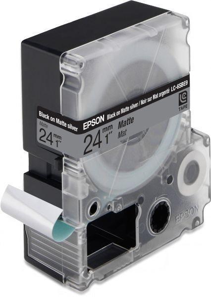Epson Etikettenkassette Matte - C53S627405