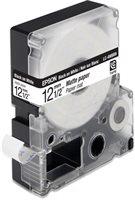 Epson Etikettenkassette mattes Papier - C53S625418