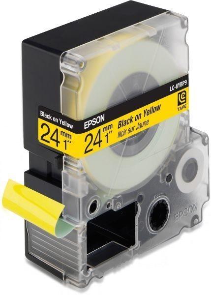 Epson Etikettenkassette Pastell - C53S627401