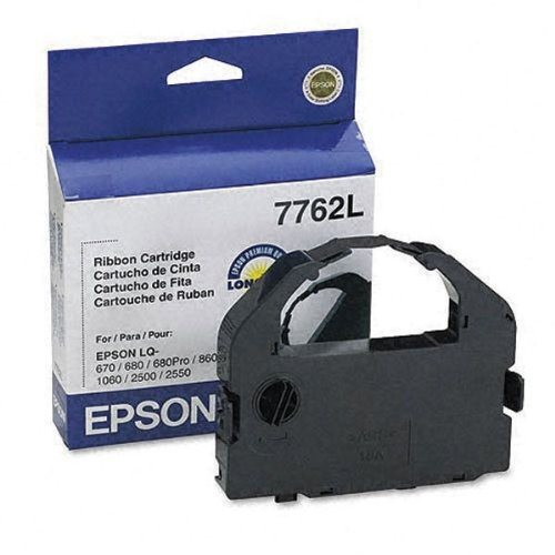 Epson Farbband schwarz für LQ-680, S015262