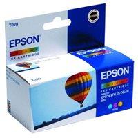 EPSON Farbtintenpatrone 880 - T020401