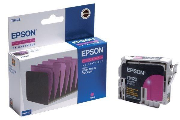 EPSON Farbtintenpatrone für Stylus C82, magenta