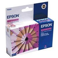 EPSON Farbtintenpatrone für Stylus C80, magenta