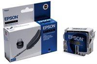 EPSON Farbtintenpatrone für Stylus C80, schwarz
