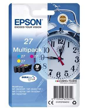 Epson Multipack C/M/Y cyan, magenta, gelb