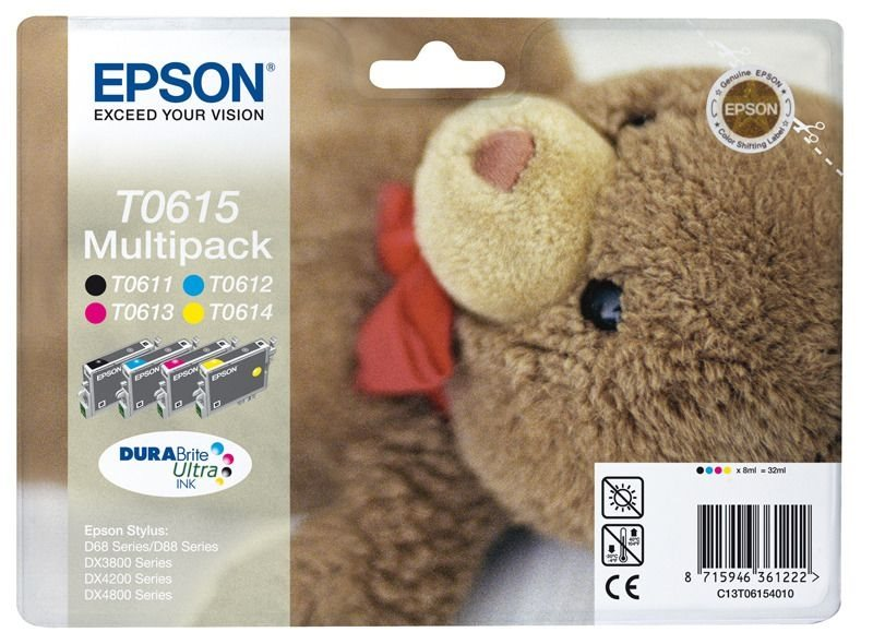 EPSON Multipack - T06154010