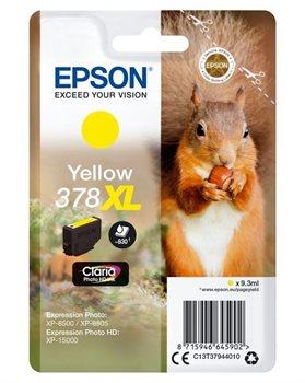 Epson Original - HC Tinte gelb -  C13T37944010