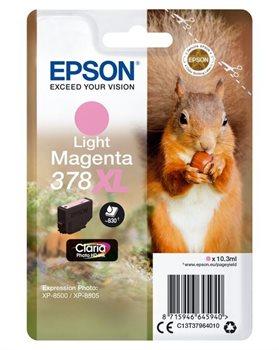 Epson Original - HC Tinte hell-magenta -  C13T37964010