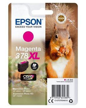 Epson Original - HC Tinte magenta -  C13T37934010