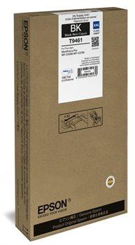 Epson Original - HC Tinte schwarz -  C13T946140