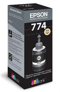 Epson Original - Pigment Tinte schwarz - T7741