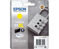 Epson Original - Tinte 35XL gelb -  C13T35944010