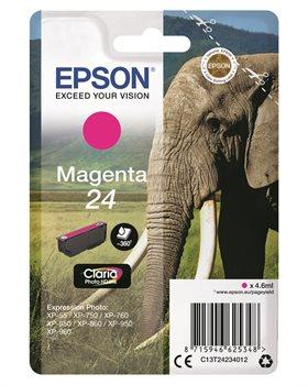 Epson Original - Tinte magenta - 24 Claria