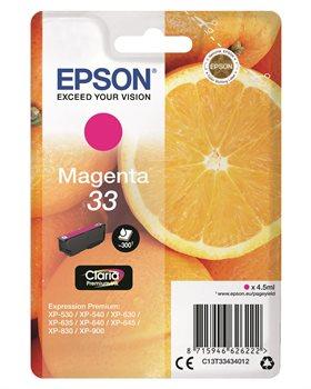 Epson Original - Tinte magenta - 33 Claria