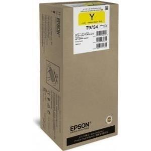 Epson Original - Tinte XL C869R gelb - C13T973400