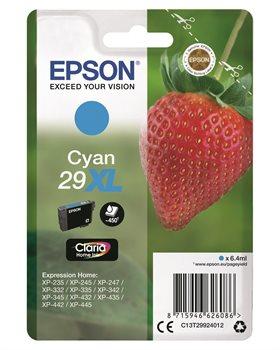 Epson Original - Tinte XL cyan - 29 Claria