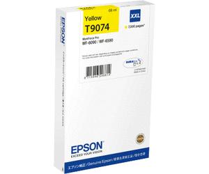 Epson Original - XXL Tinte gelb - C13T907440