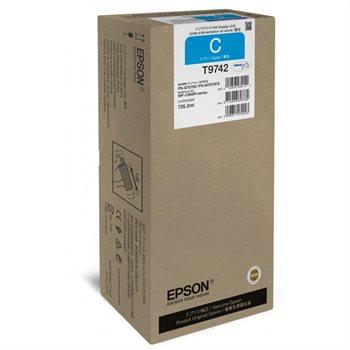 Epson Original -Tinte XXL C869R cyan - C13T974200