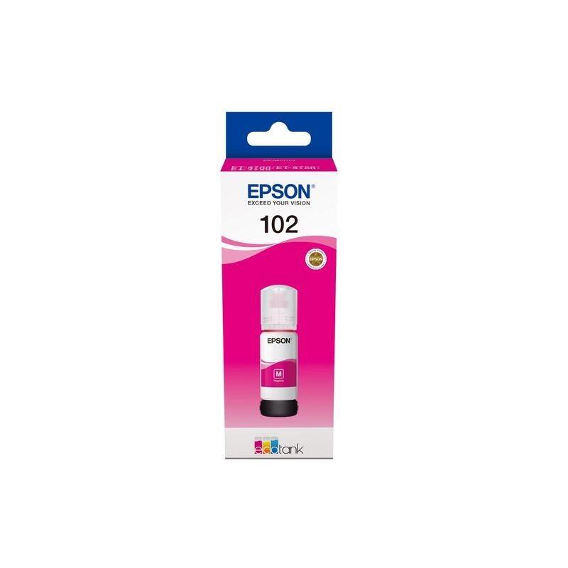 Epson Original 102 - Tinte magenta -  C13T03R340