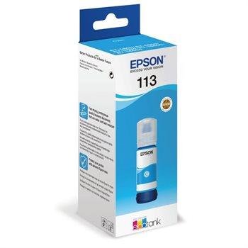 Epson Original cyan - Nachfülltinte 113 - C13T06B240