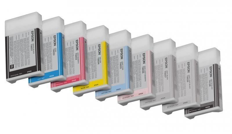Epson Original HC Tintenpatrone Vivid magenta - T6033